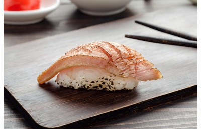 Опаленный тунец ( 35 гр )