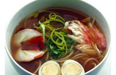 Суп Рамен  с морепродуктами (вес 250гр.)
